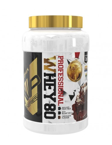 WHEY 80 PROFESSIONAL 1KG