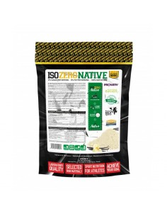 ISO ZERO NATIVE 500G